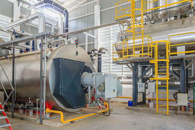 Steam Boiler Treatment