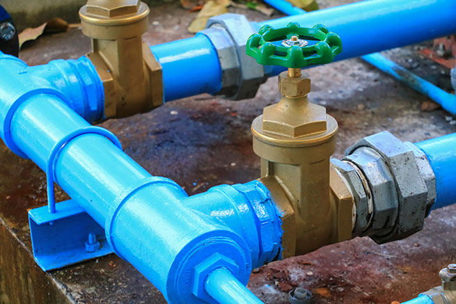 Chlorination Services - discuss further