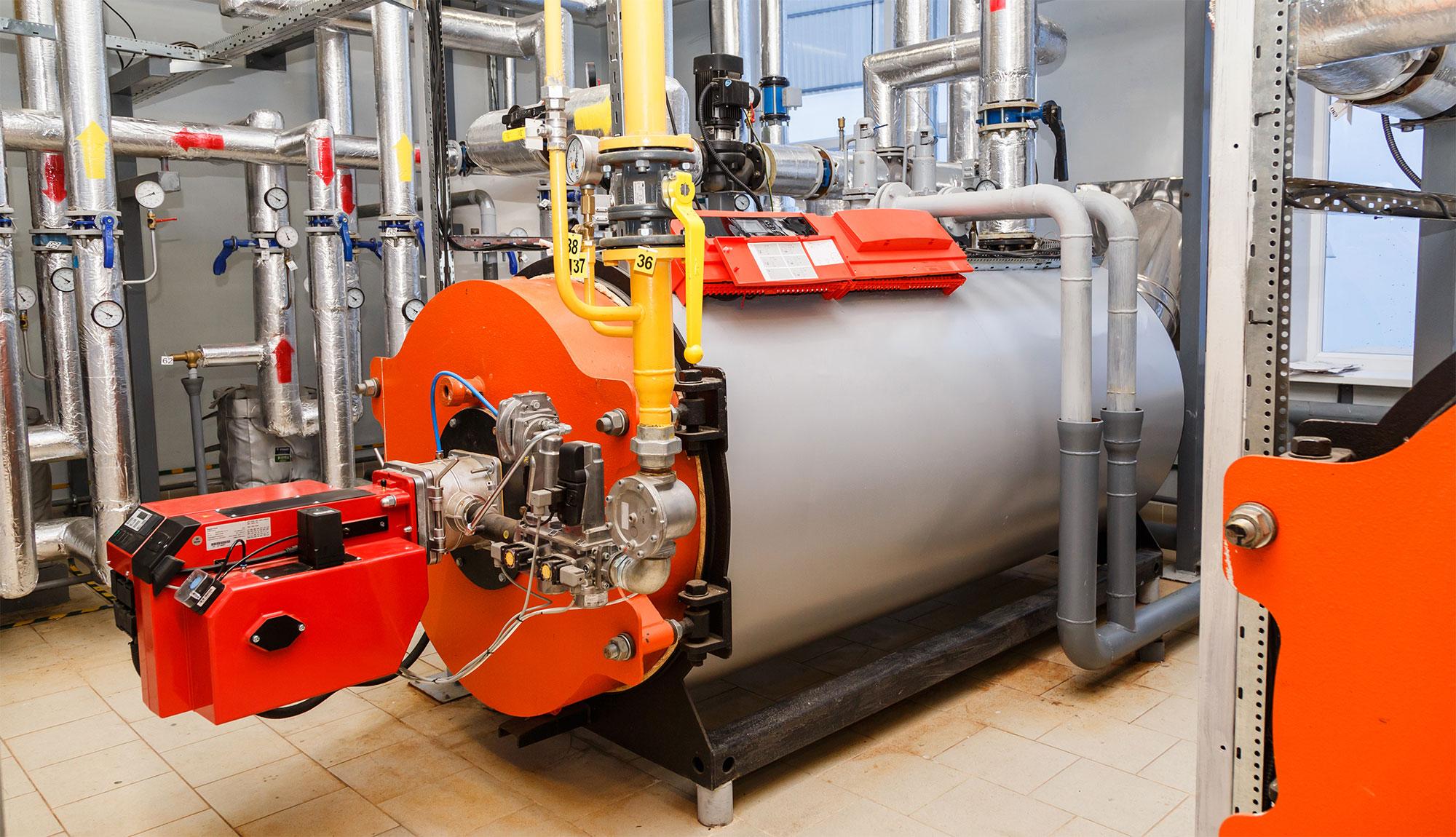 Steam Boiler Water Treatment   Steam Boilers