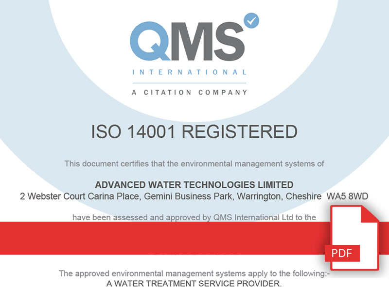 ISO Update 9001, 14001 & 45001