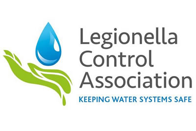 Legionella Control Association Accredited